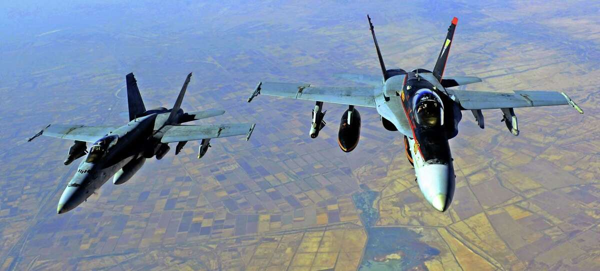 The market is facing an escalation in Middle East tensions after the U.S. carried out airstrikes in Syria.