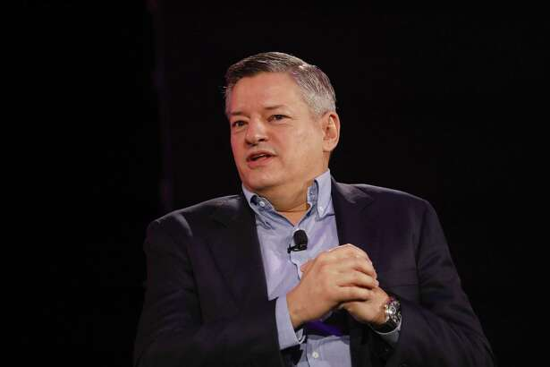 Ted Sarandos of Netflix at a conference in Dana Point, Calif., on Feb. 8, 2019.