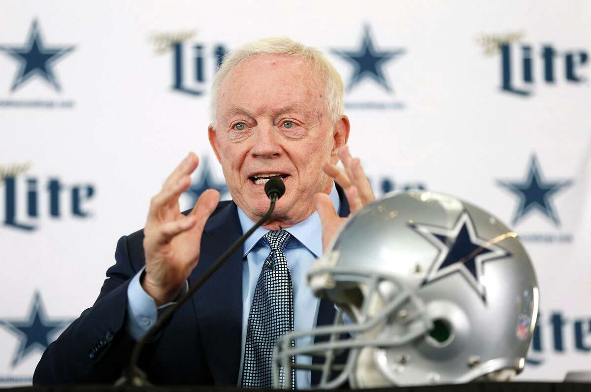 Dallas Cowboys owner and general manager Jerry Jones cashed in on the surge in gas prices caused by cold weather thanks to this company Comstock Resources Inc.