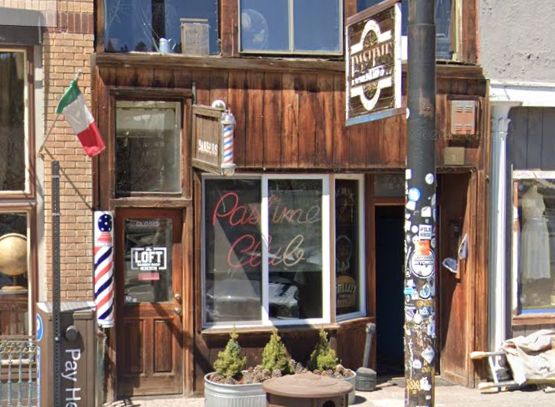 A historic bar in downtown Truckee is on the brink of going under