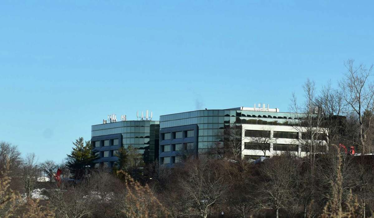The Lee Farm Corporate Park at 83 Wooster Heights Road in Danbury, Conn., in February 2021.