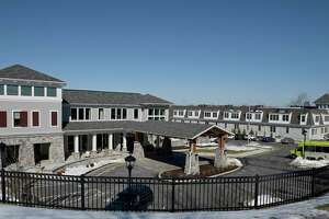 Atria Assisted Living, 55 Old Quarry Road, Friday, February 26, 2021, Ridgefield, Conn.