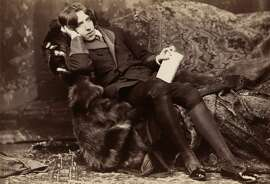 Oscar Wilde, Irish writer, wit and playwright, 1882. Wilde (1854-1900) was an exponent of art for art's sake. His best known novel is The Picture of Dorian Gray. (Photo by Napoleon Sarony/Fine Art Images/Heritage Images/Getty Images)