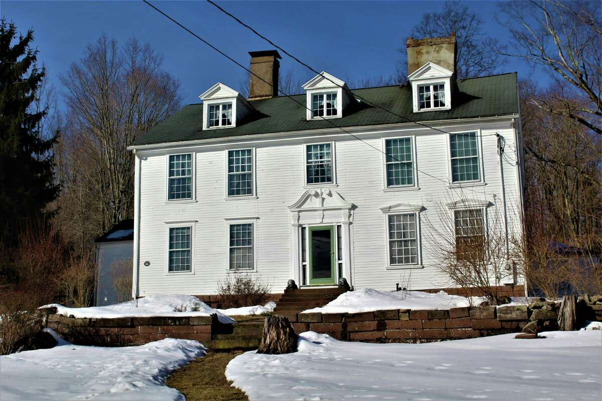 The circa 1746 Seth Whitmore House is located at 1066 Washington St. in Middletown.