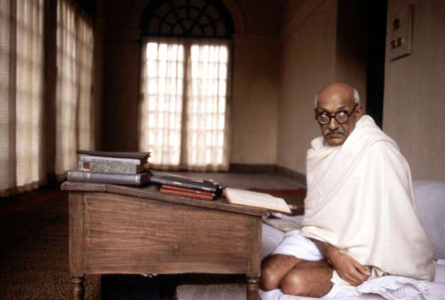 Gandhi (1982) Available on HBO Max July 1 Photo: Tcm