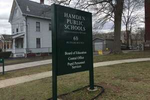 Hamden Public Schools' central offices have doubled as a walk-in COVID-19 testing site since December 2020. Starting in March 2021, it will also host a vaccination clinic.