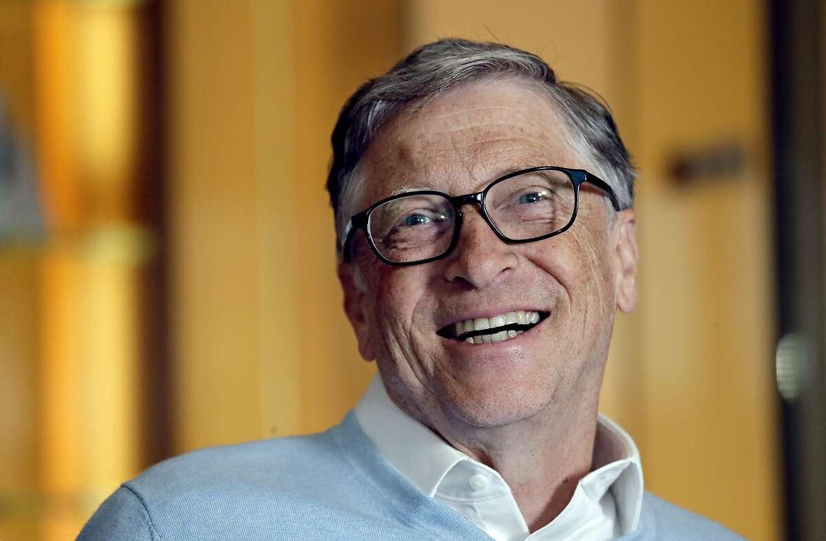 Billionaire Bill Gates helped kick off CERAWeek by IHS Markit on Monday morning.