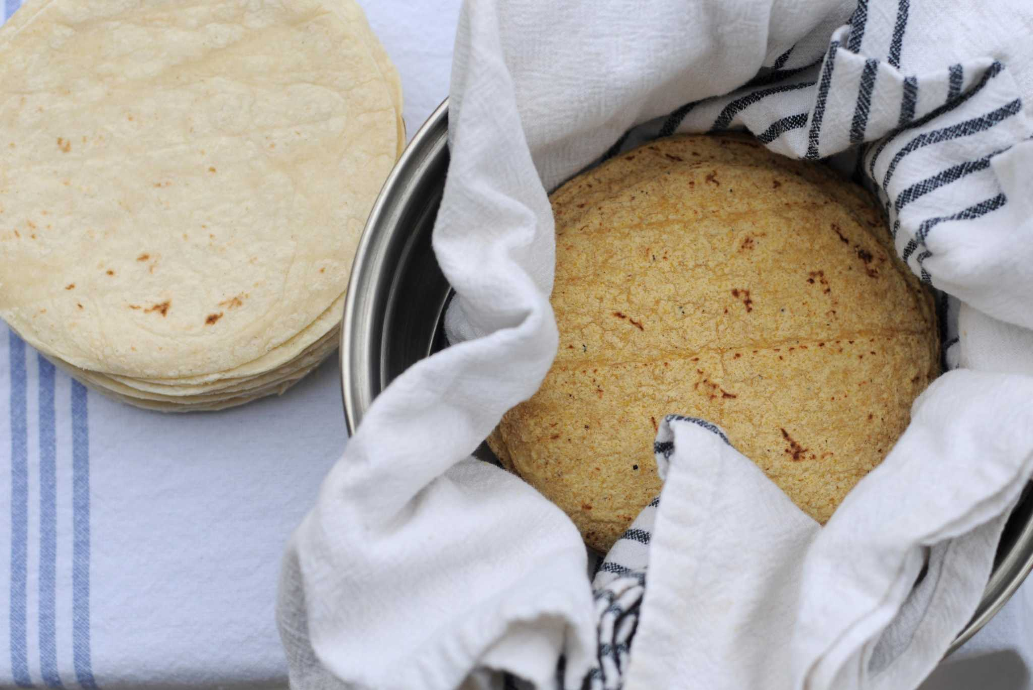 The best way to store and reheat leftover tortillas, hands-down