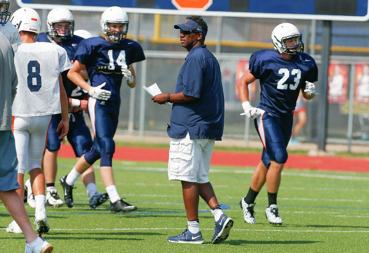 Lydell Wilson is one of nine Black head football coaches to have won a Texas state high school championship.