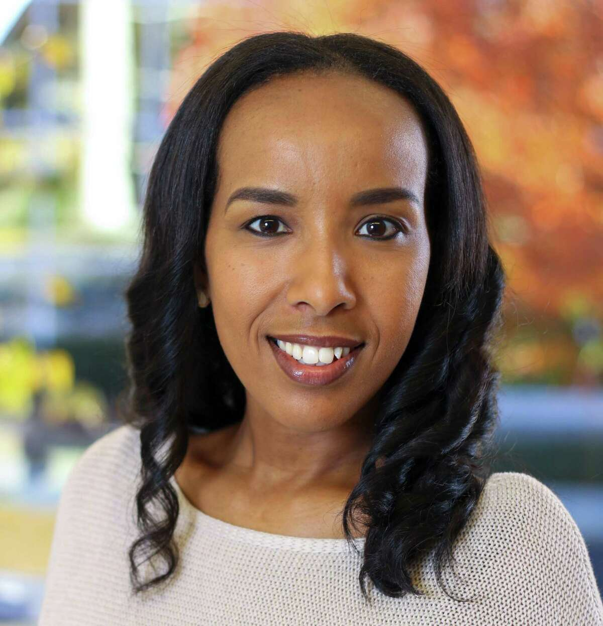 Kidest Shiferaw is a Stamford-based HR surveillance analyst for Synchrony and a member of the company's African American Network +.