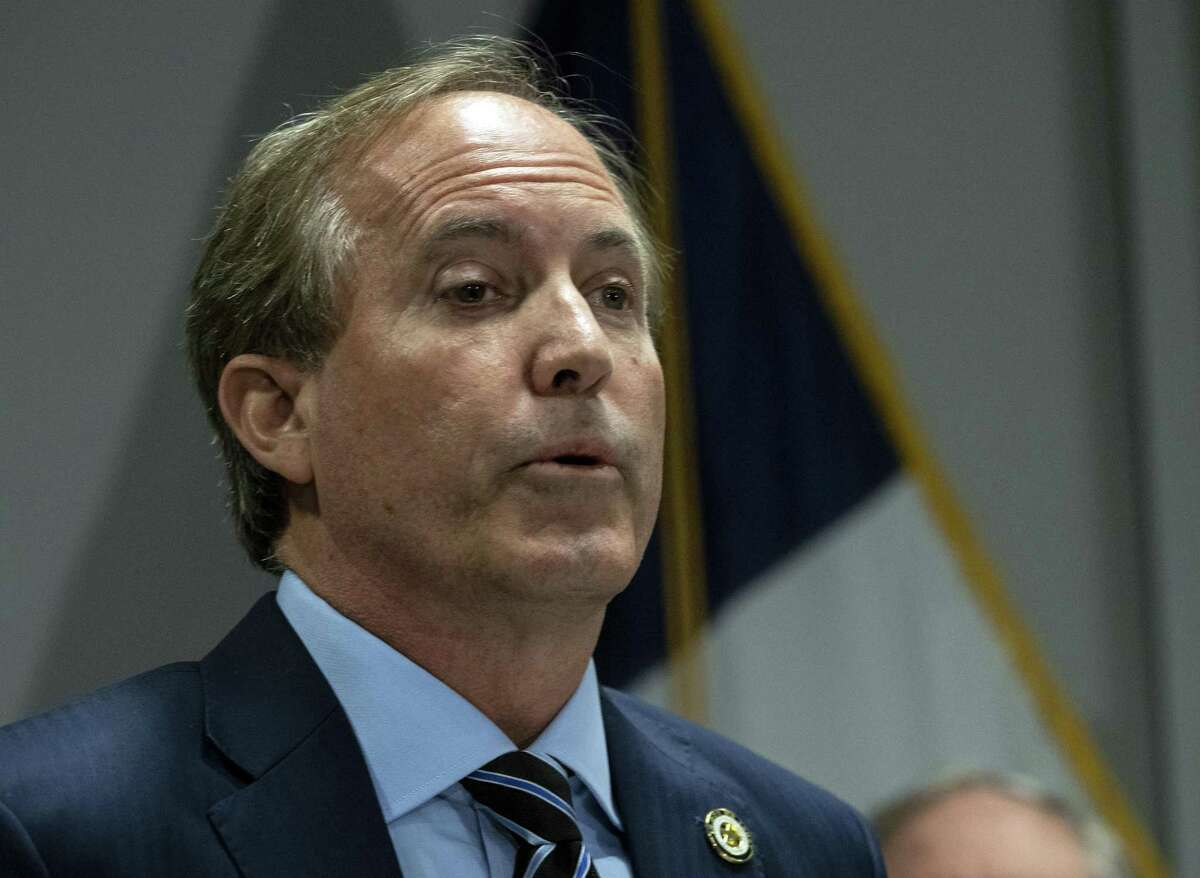 Texas Attorney General Ken Paxton has drawn national criticism for challenging the presidential election results in four other states and attending the pro-Trump rally in Washington, D.C., before a mob attacked the Capitol. (Rodolfo Gonzalez/American-Statesman/TNS)