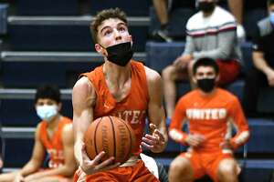Frankie Viro and the United Longhorns were eliminated from the state playoffs by San Antonio O'Connor on Friday.