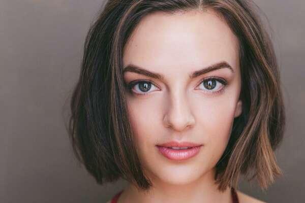Talia Suskauer played Elphaba in 'Wicked'