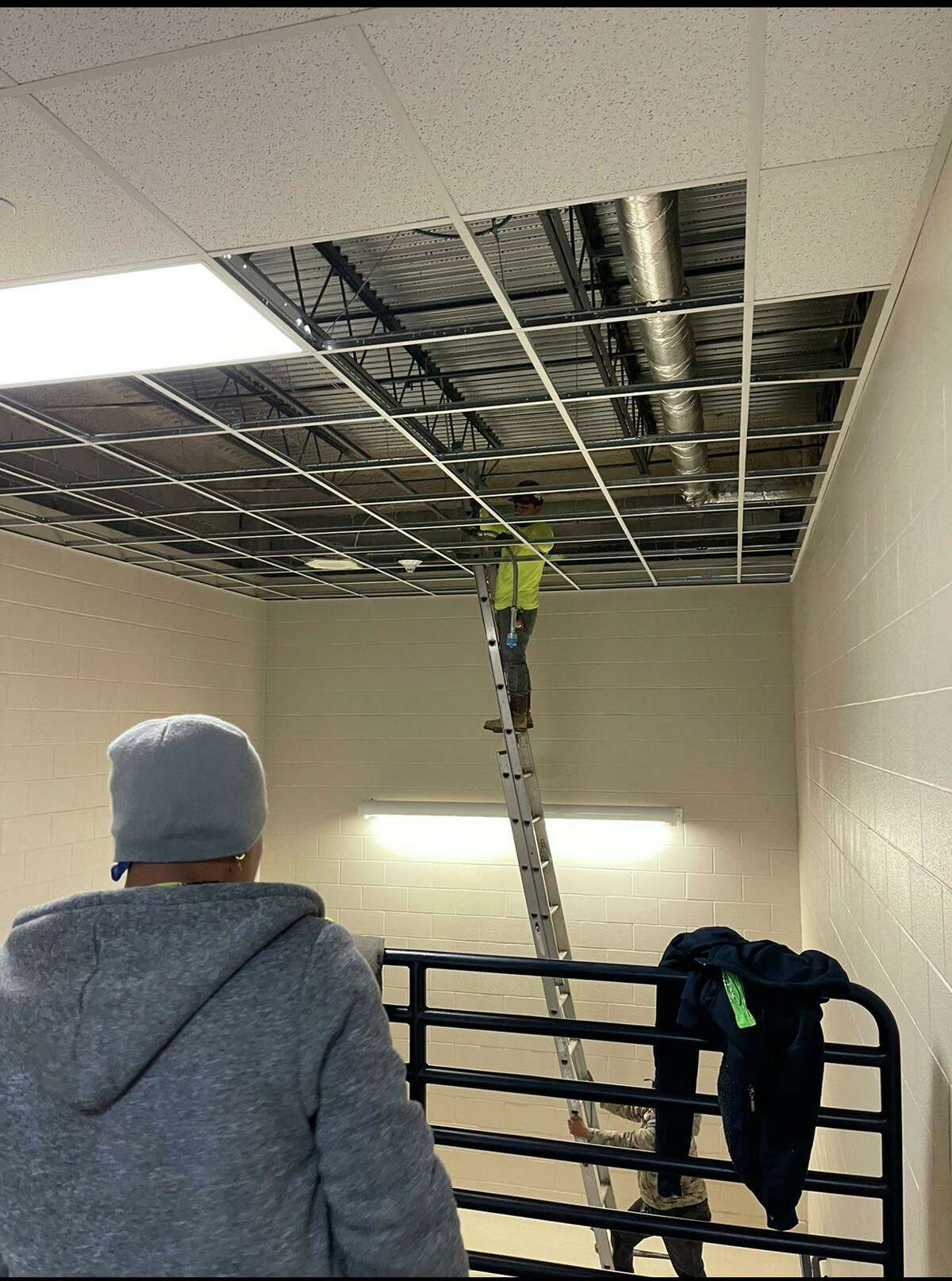 Tomball ISD Chief Financial Officer Jim Ross, said all issues caused by the ice storm have been repaired as a result of tireless work by the maintenance department and various contractors.