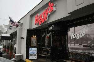 The original Vazzy's restaurant on Broadbridge Road in Bridgeport, Conn. on Thursday, February 18, 2021.