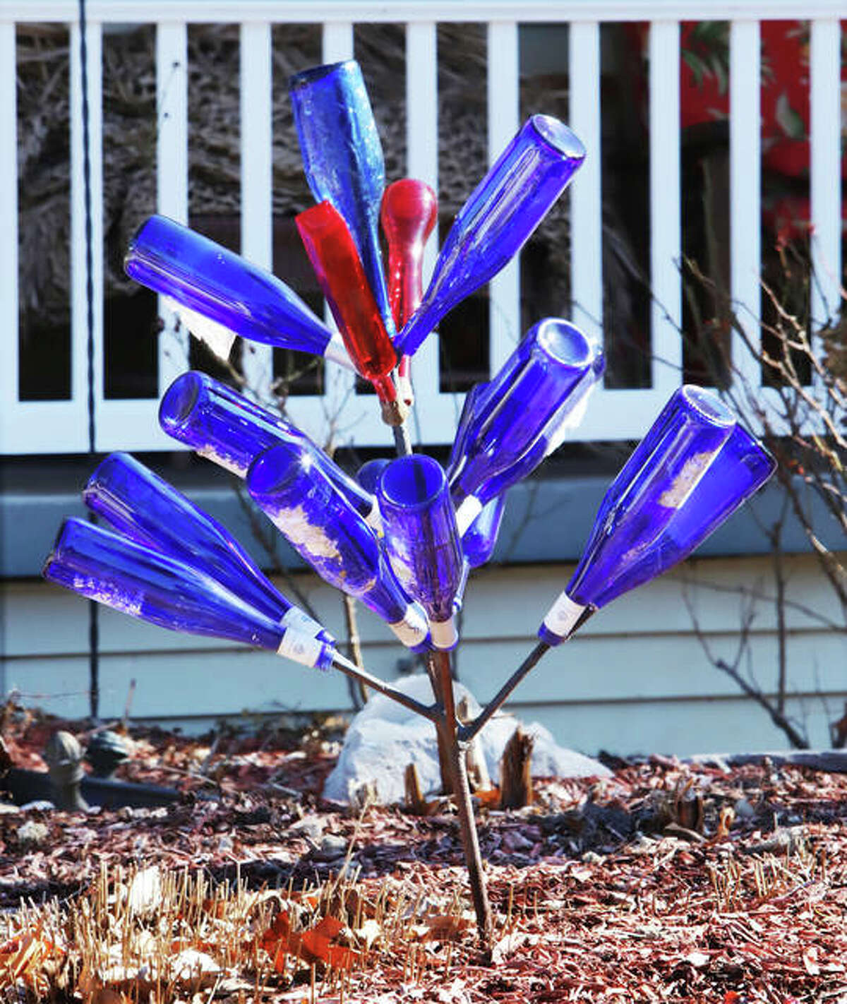 They say art is in the eye of the beholder. This collection of photos is just a few of the things people around the Riverbend area have chosen to place outside their homes. Perhaps one of them is in your own neighborhood.