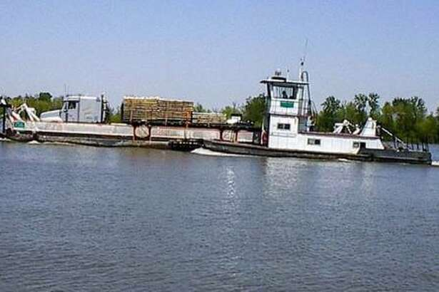 The Kampsville Ferry reopened Saturday morning after an ice floe moved down the Illinois River, according to information posted online by the Illinois Department of Transportation.