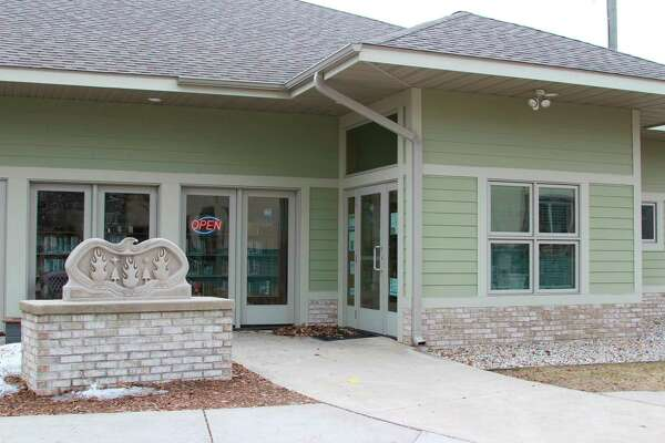 The Darcy Library of Beulah is open at reduced capacity and has a variety of rental programs, such as board game rentals, to keep people in Benzie County busy. (File Photo)