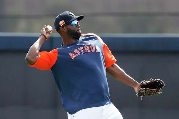 In a perfect world, Yordan Alvarez would see some time in the field for the Astros this year, but keeping his bat in the lineup is the most important thing.