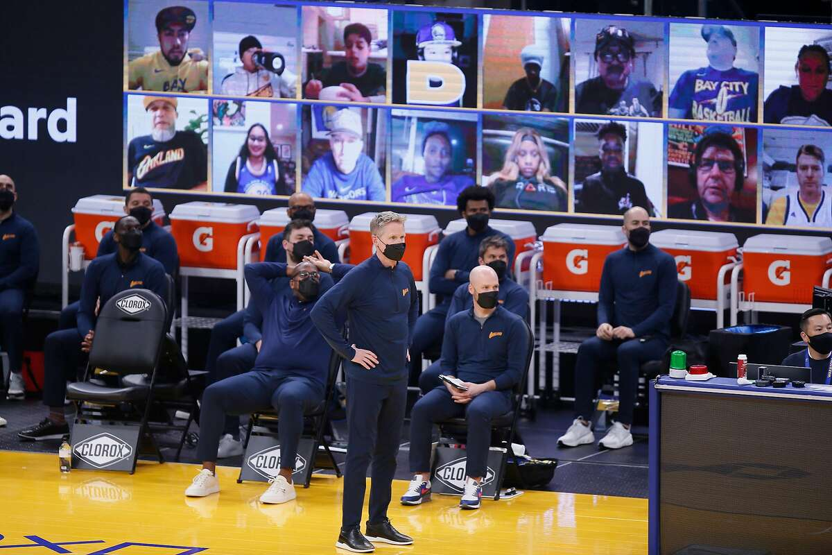 Golden State Warriors head coach Steve Kerr faces his biggest challenge yet: getting a flawed roster into the postseason without sacrificing the growth of key youngsters.