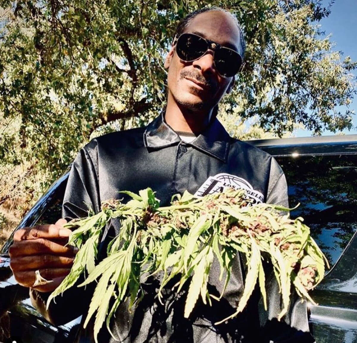 Snoop Dogg is just one of many fans of Huckleberry Hill Farms.