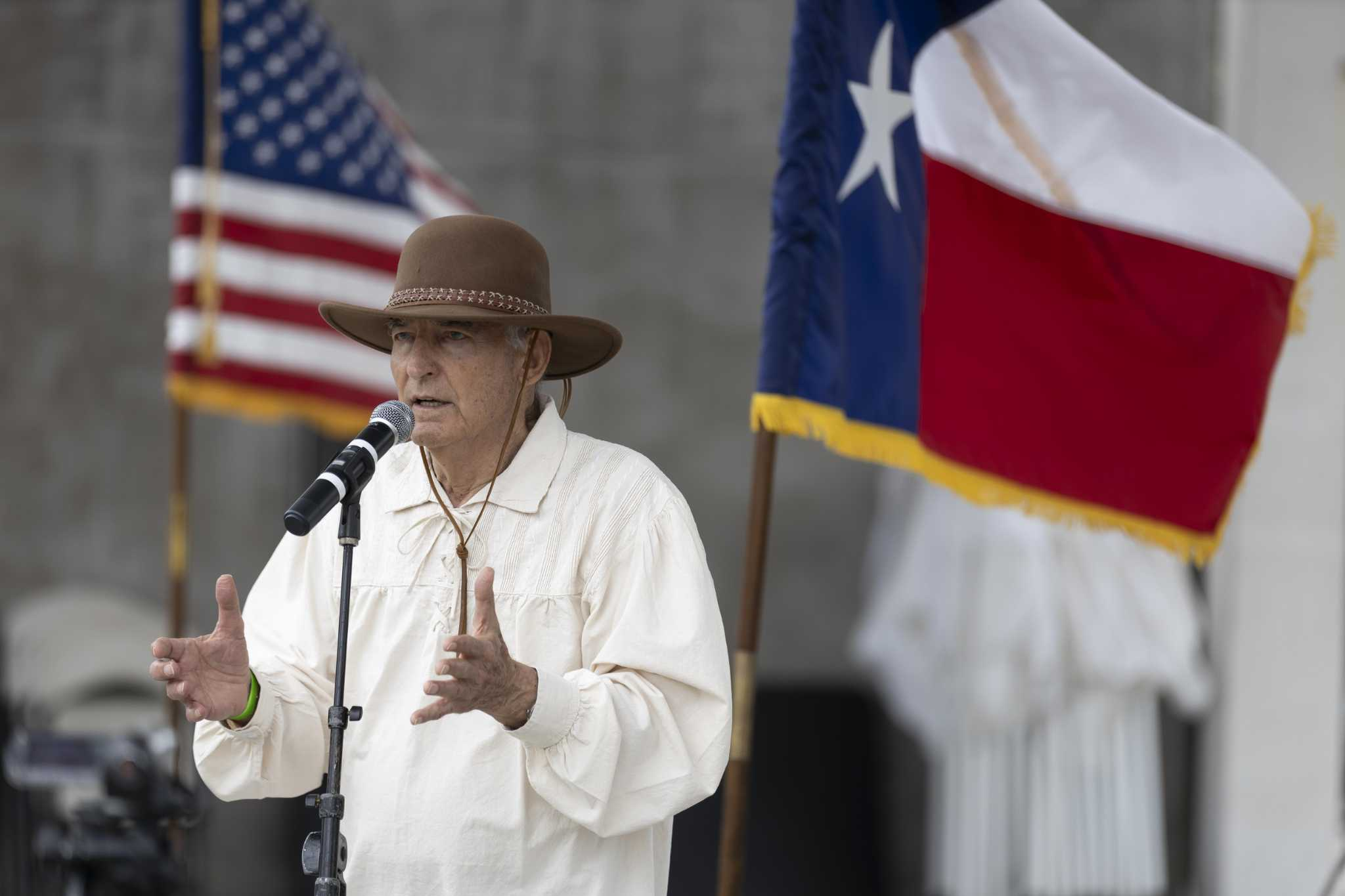 Conroe event celebrates Texas Independence Day