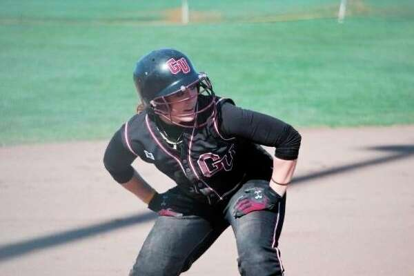 Before her time as head coach of the Bulldog softball team, Kristin Janes played collegiately at Gannon University, a former member of the Great Lakes Intercollegiate Athletic Conference (GLIAC). (Photo courtesy/Kristin Janes)