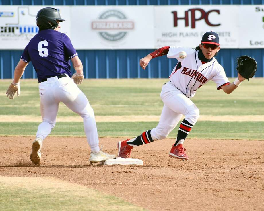 The Plainview baseball team went 3-1-1 this week in the Railyard Classic to begin its season. Here are select photos from their home games against Amarillo River Road (Friday) and Lubbock Monterey (Saturday) at Bulldog Field. Photo: Nathan Giese/Planview Herald
