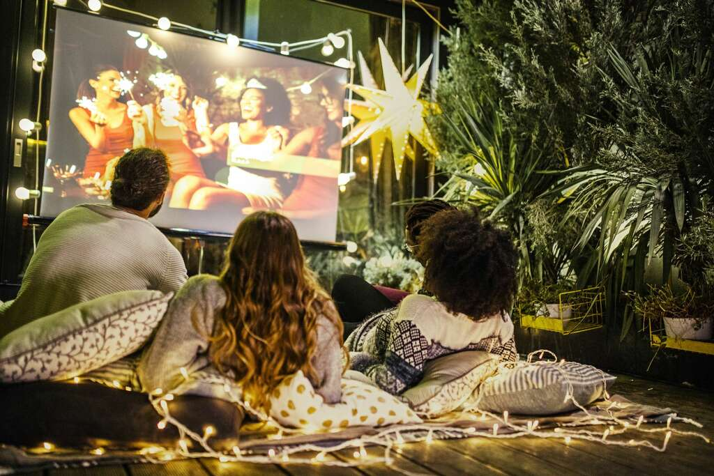 Planning a special backyard movie night with friends and family doesn't need to wait.
