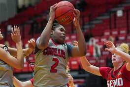 Prima Chellis matched her season-high in scoring Saturday with 11 points.