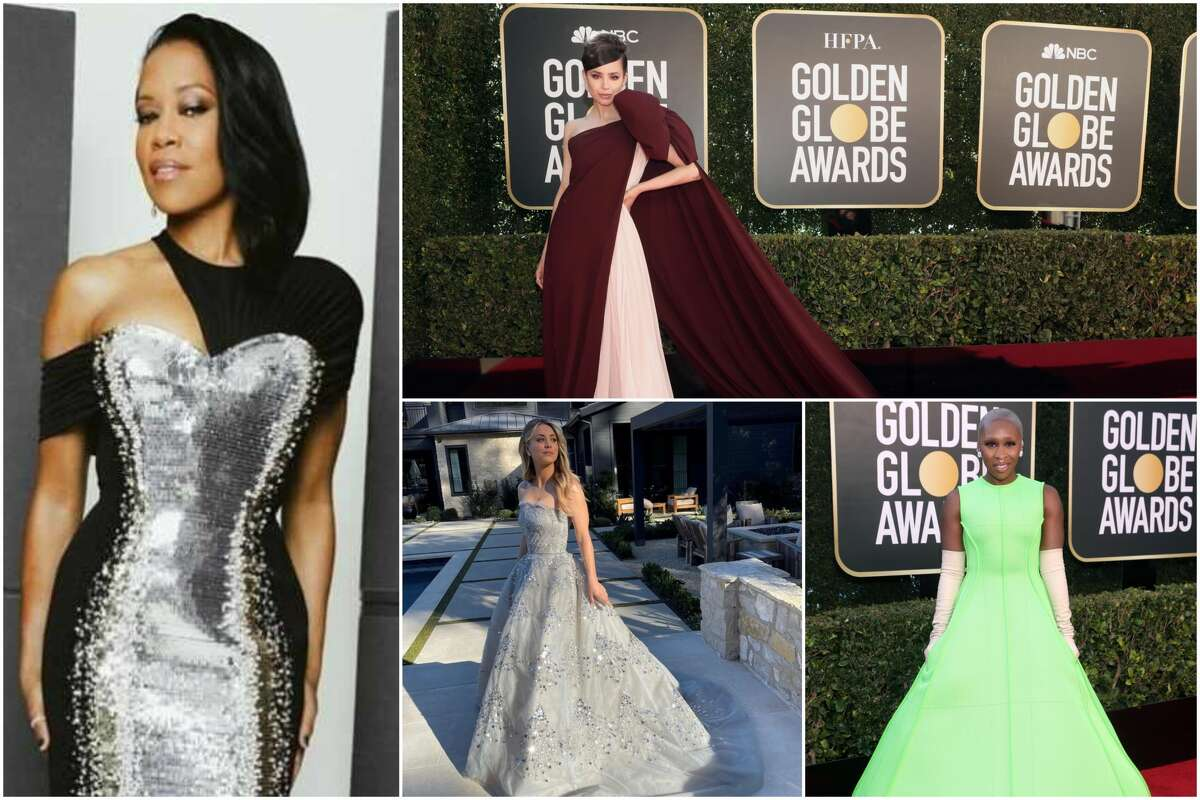 Hollywood anxious to dress up for Golden Globes' virtual red carpet.