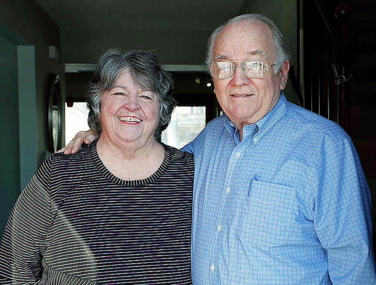Bob and Regina Dix were the first suburban residents to test positive for COVID-19 last year.