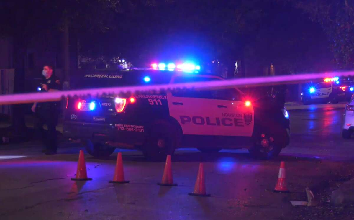 A man was shot to death in the 2400 block of Arbor Place in the Riverside Terrace neighborhood.