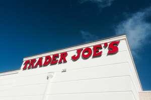 A Trader Joe's sign.