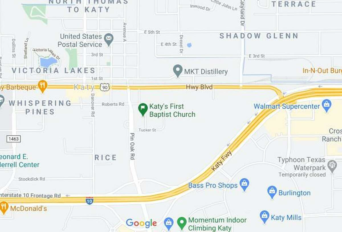 A suspect is in custody after a man was stabbed multiple times in the parking lot of Katy's First Baptist Church on Friday, Feb. 26, 2021.