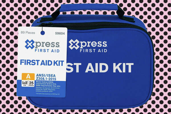 89-piece set from Xpress First Aid for $16.43.