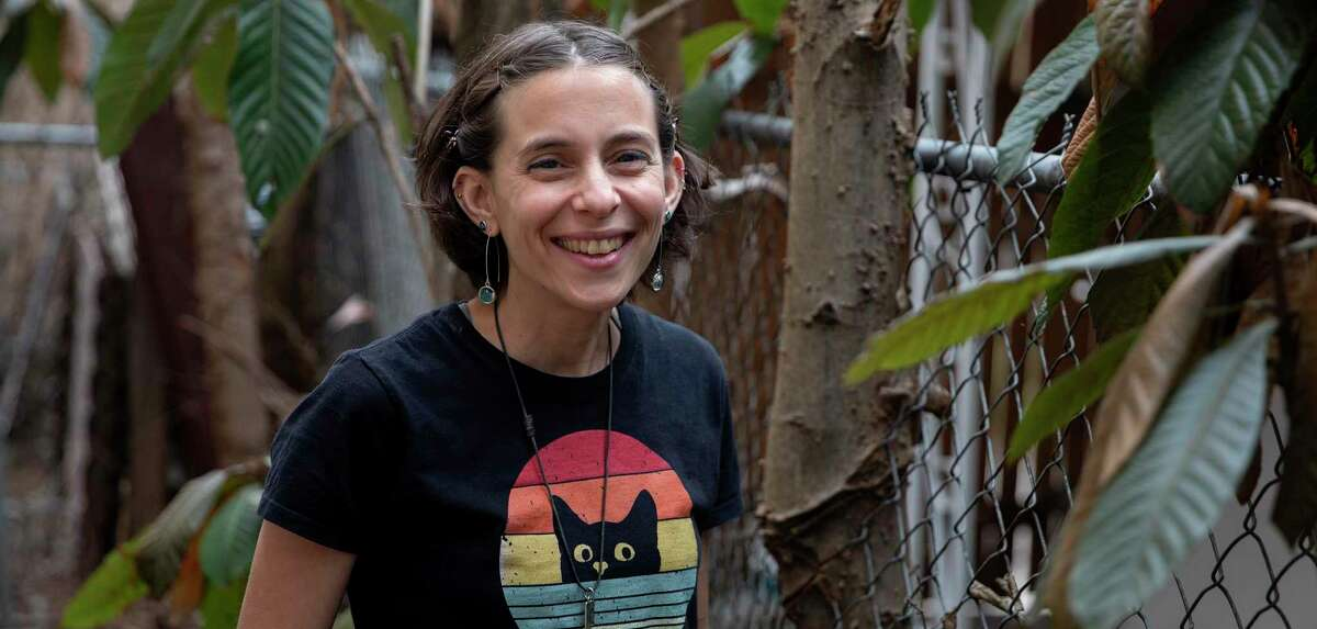 """San Antonio author Marisol Cortez's new novel """"Luz at Midnight"""" takes place in the time of extreme climate change, similar to what Texas recently experienced during the winter storm."""