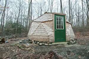 Geodesic Dome in the Woods, Bethlehem