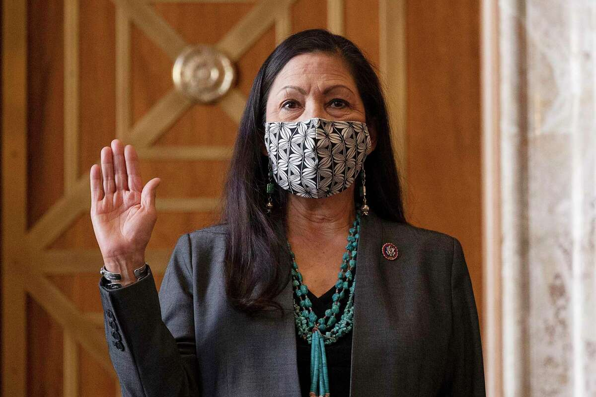 A reader says the only threat Rep. Deb Haaland, D-N.M., nominee for interior secretary, poses is to Republicans.