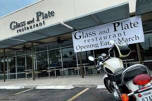 Cristina and Justin Ward are opening Glass and Plate Restaurant this month in Olmos Park, serving a range of American dishes with European influences for lunch, dinner and brunch.