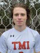 Senior Patricio Parra is a senior forward for TMI boys soccer.