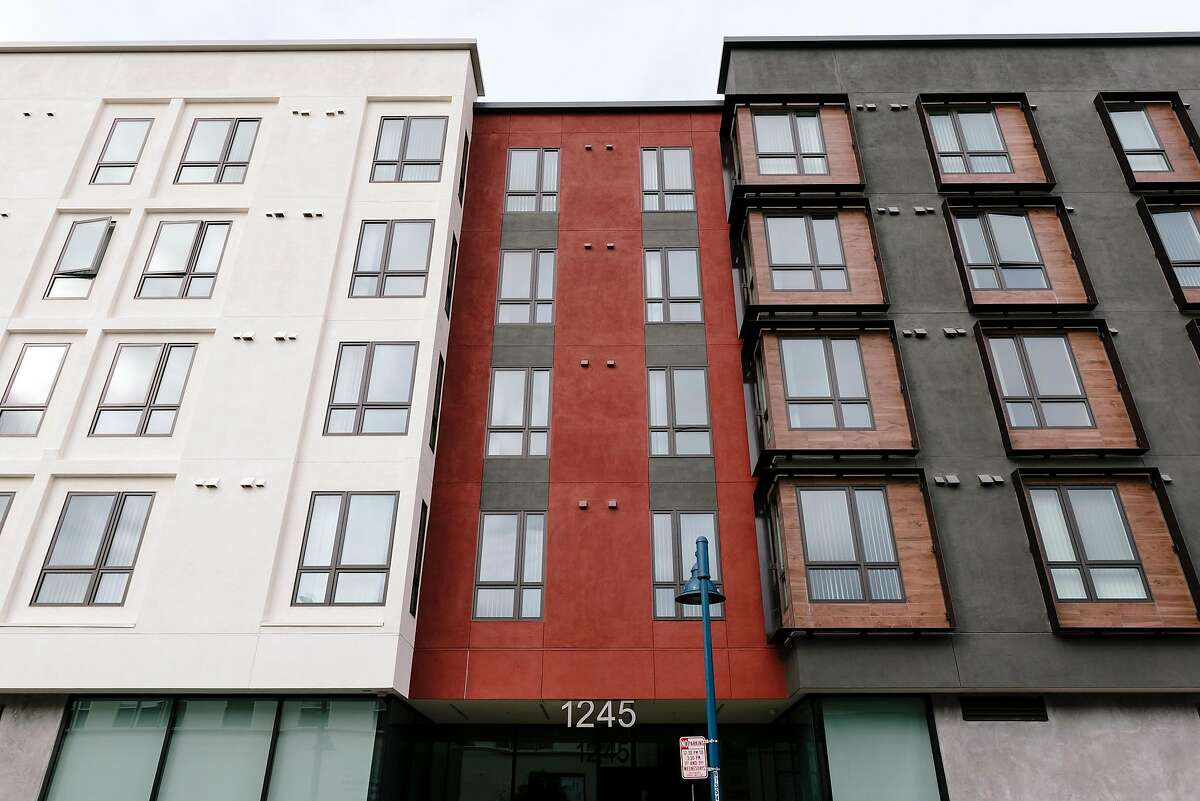 Camino 23 is a 37-unit low-cost housing development in Oakland built by Satellite Affordable Housing Associates.