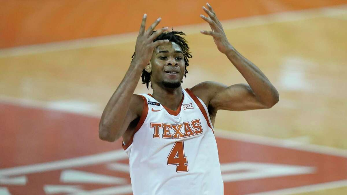 Texas freshman forward Greg Brown has hit a cold spell, totaling 18 points on 6-of-19 shooting in the Longhorns' last three games.