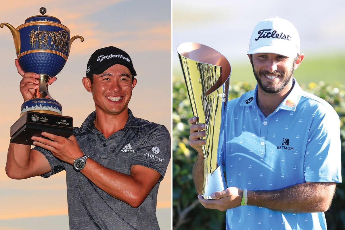 Collin Morikawa and Max Homa have won back-to-back events on the PGA Tour.