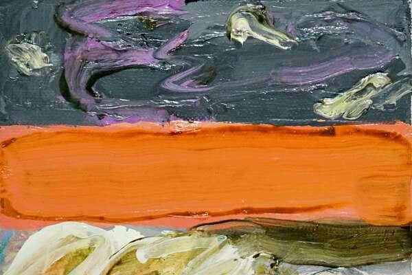 "Alfredo Gisholt, ""Maine Landscape #2,"" on view at Deborah Colton Gallery"