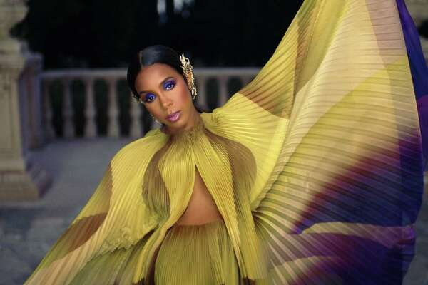 Kelly Rowland has a new baby, new EP 'K' and just turned 40.