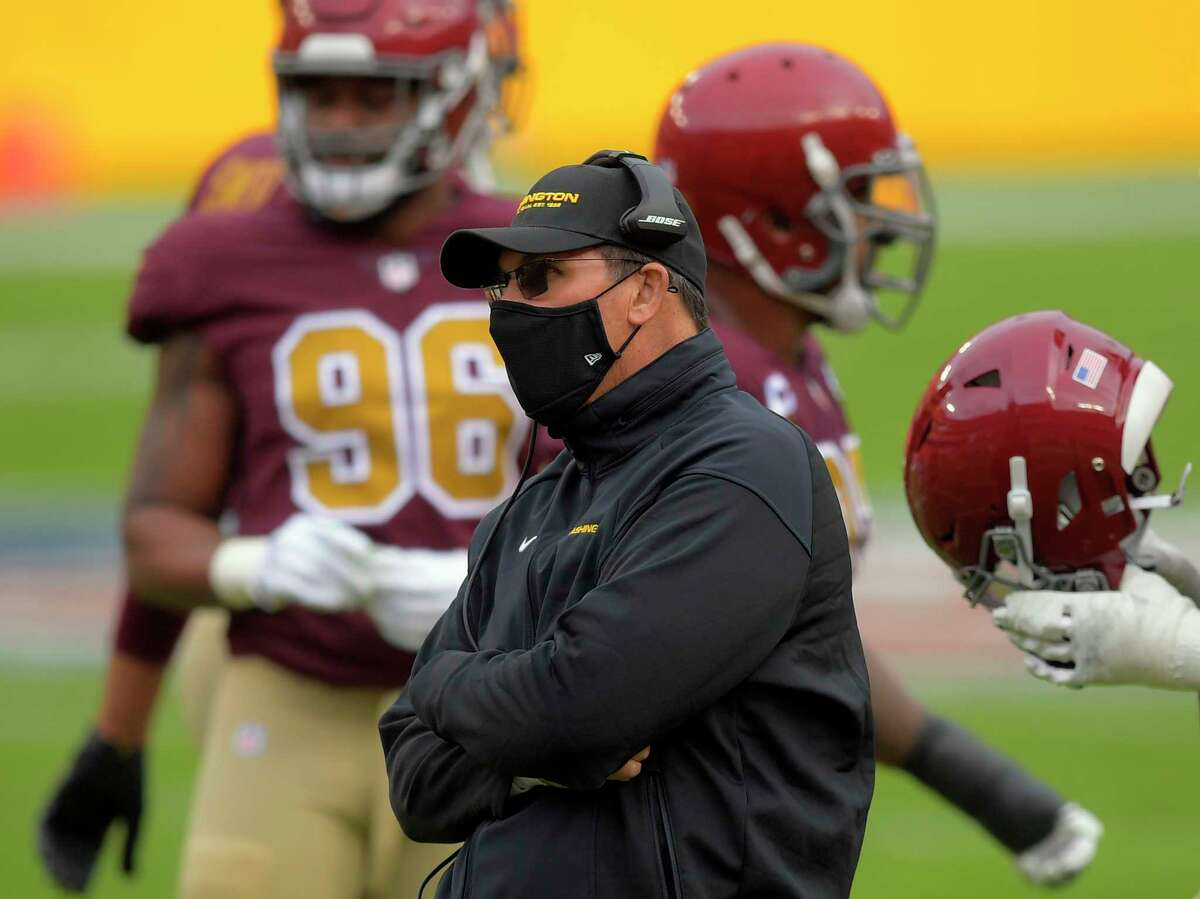 Ron Rivera helped the Washington Football Team to a playoff berth in his first season. To build on its success, he began his second season by revamping the front office.