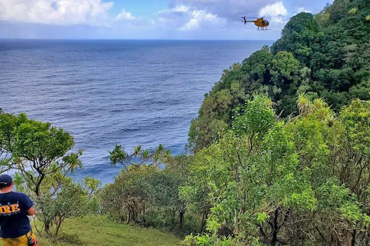 On Monday, the Maui County Fire Department recovered the body of a victim reported missing. The body was found 50 yards offshore from where Waikamoi Stream enters the ocean.