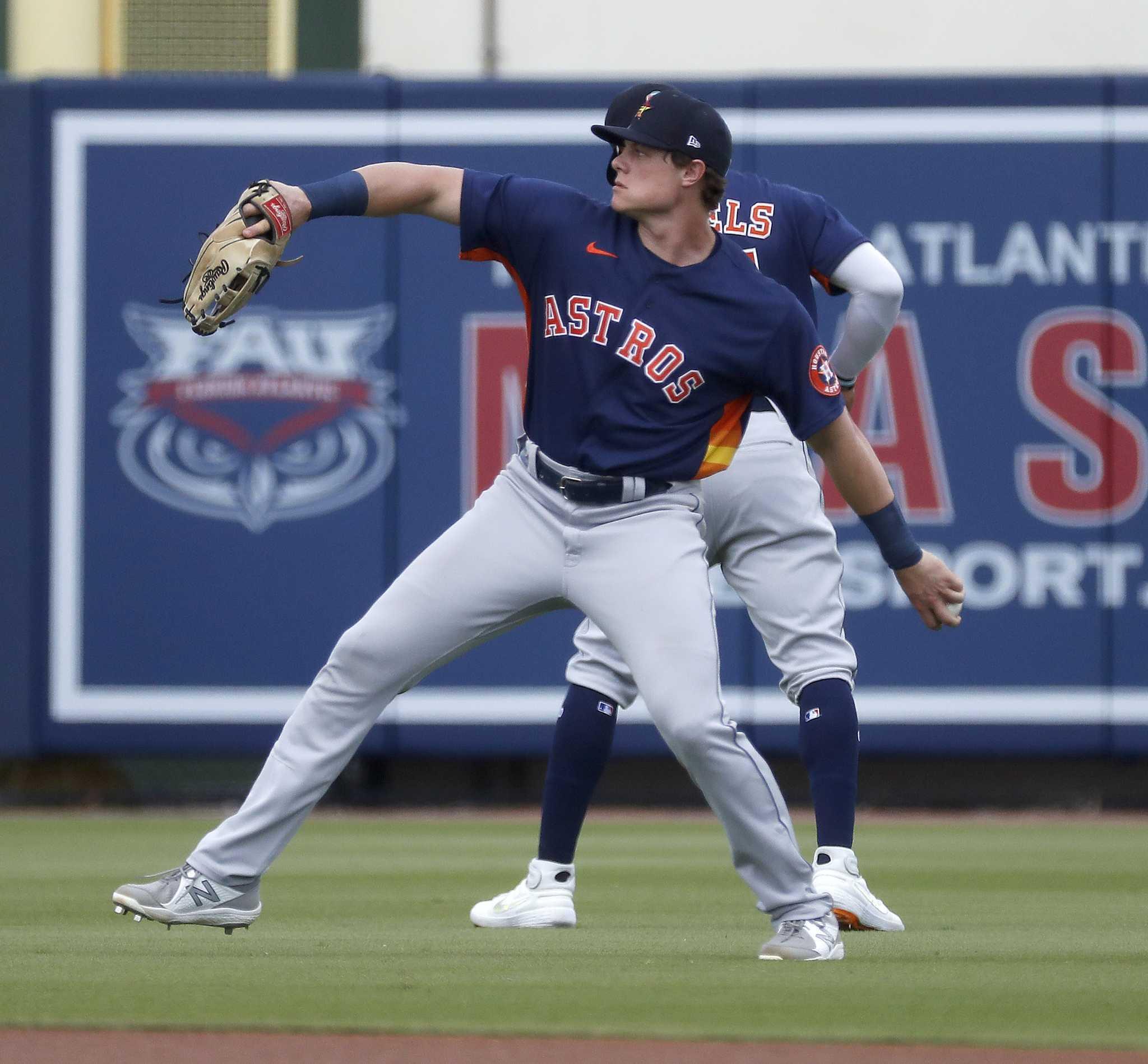 Jake Meyers soaks up promotion to Astros - Houston Chronicle