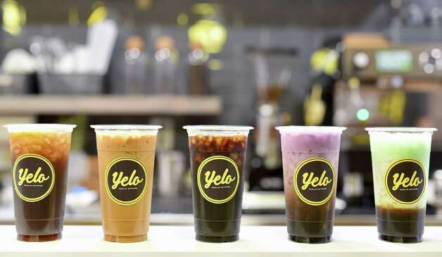 Specialty coffee drinks at Yelo, a new craft banh mi shop in Katy from Phat Eatery owner Alex Au-Yeung with a menu from Cuc Lam. Photo: Kimberly Park / Kimberly Park